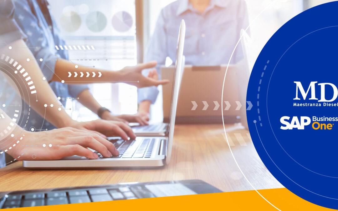 Comunicado Corporativo: Implementación SAP Business One