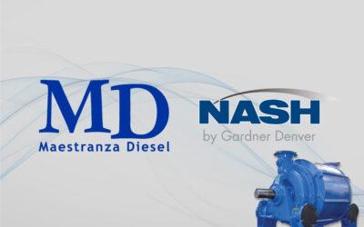 MD se consolida como el único representante de Nash en Chile